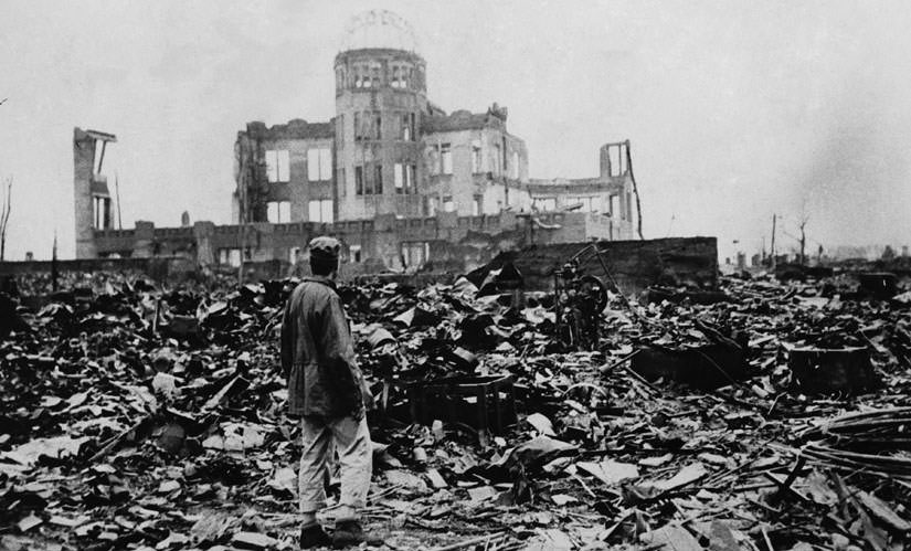 Hiroshima in the dialectic of the Enlightenment