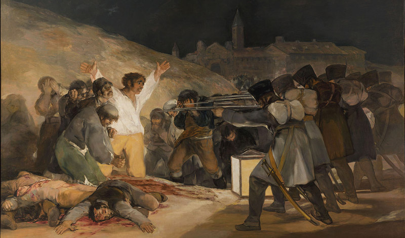 Goya third of May 1808